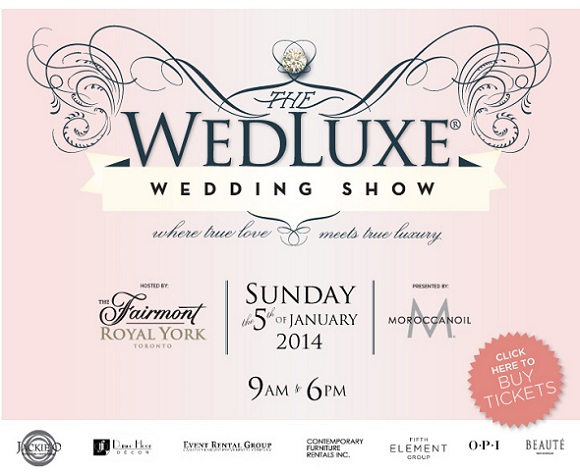 WedLuxe Wedding Show 2014