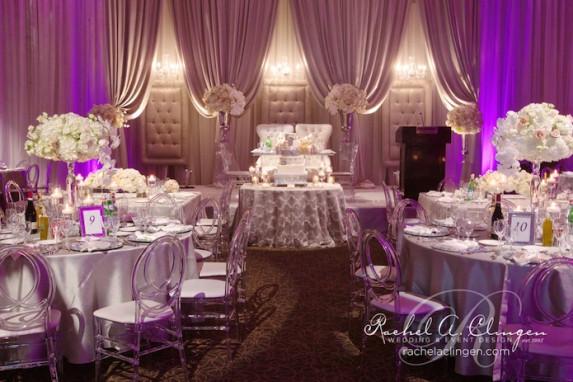 Toronto Wedding Table Numbers